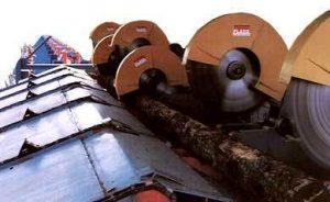 Log Merchandising System